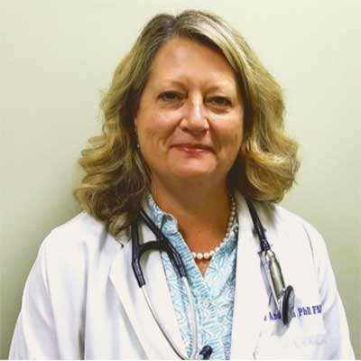 Sue Anderson, Family Nurse Practitioner